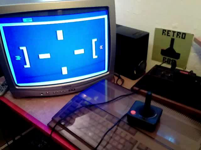 RetroRob: Combat: Game 6 (Atari 2600 Novice/B) 23 points on 2020-08-29 05:38:46