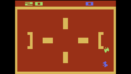 ed1475: Combat: Game 6 (Atari 2600 Emulated Novice/B Mode) 20 points on 2016-10-04 00:17:03