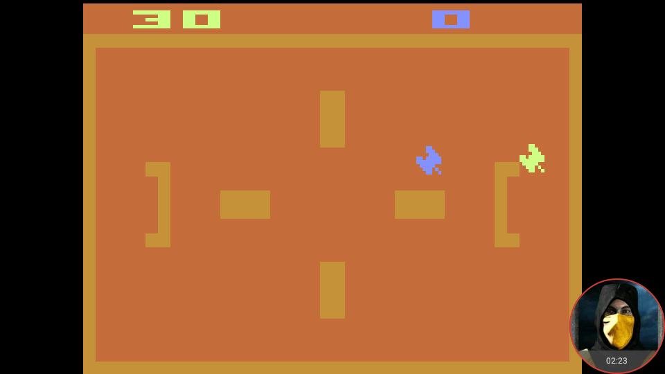 omargeddon: Combat: Game 6 (Atari 2600 Emulated Novice/B Mode) 30 points on 2018-02-19 11:23:12