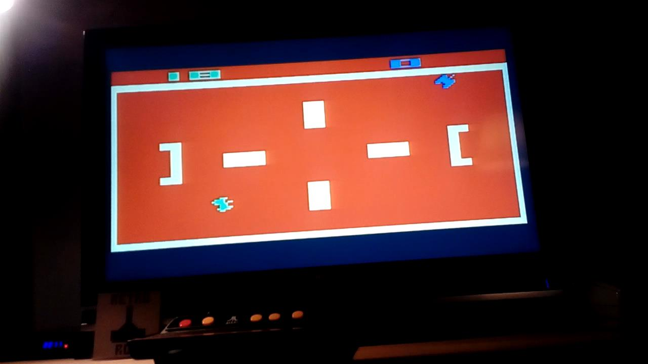 RetroRob: Combat: Game 6 (Atari 2600 Emulated Novice/B Mode) 18 points on 2019-07-02 12:20:49