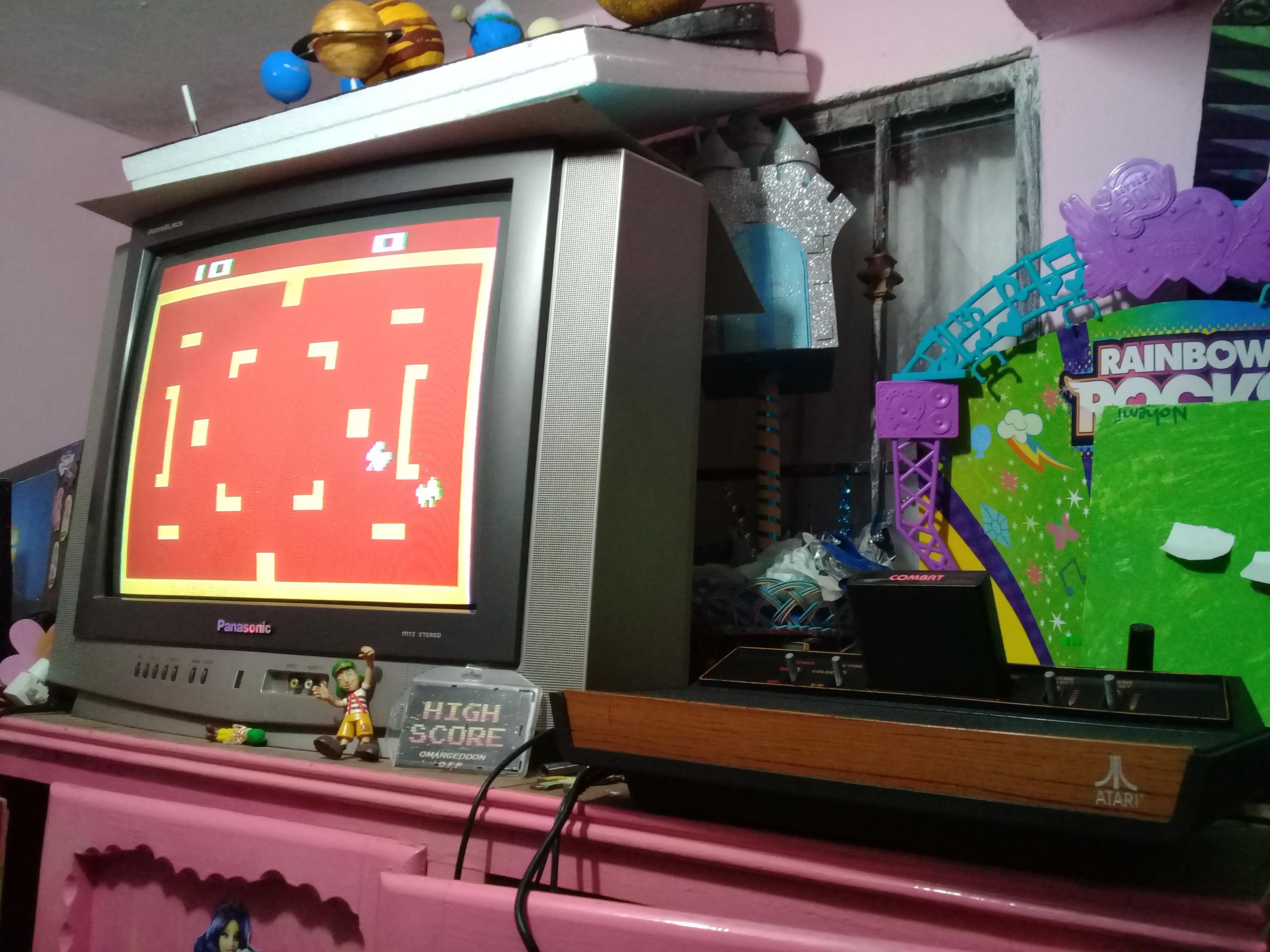 omargeddon: Combat: Game 7 (Atari 2600 Novice/B) 10 points on 2019-01-07 21:00:23