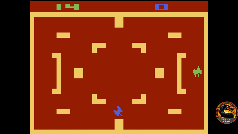 omargeddon: Combat: Game 7 (Atari 2600 Emulated Expert/A Mode) 14 points on 2018-08-22 23:59:33