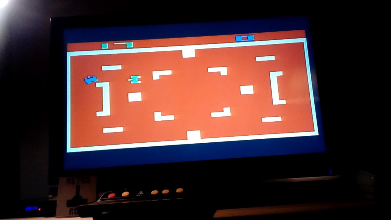 RetroRob: Combat: Game 7 (Atari 2600 Emulated Novice/B Mode) 17 points on 2019-07-02 12:57:30