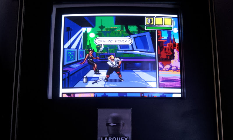 Larquey: Comix Zone [Total] (Sega Genesis / MegaDrive Emulated) 22,350 points on 2018-01-02 08:25:42