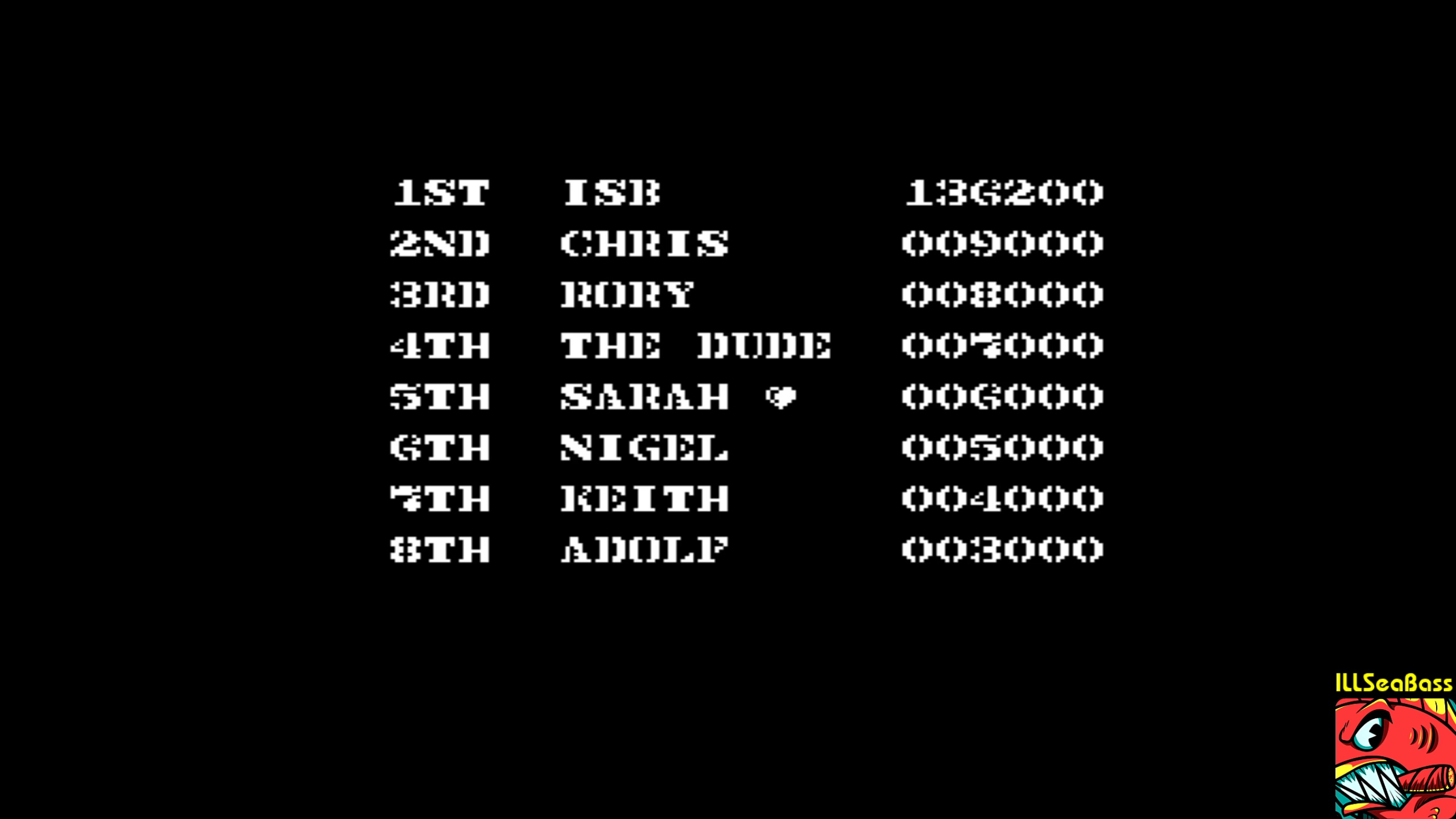 ILLSeaBass: Commando (Commodore 64 Emulated) 136,200 points on 2018-02-10 10:57:20