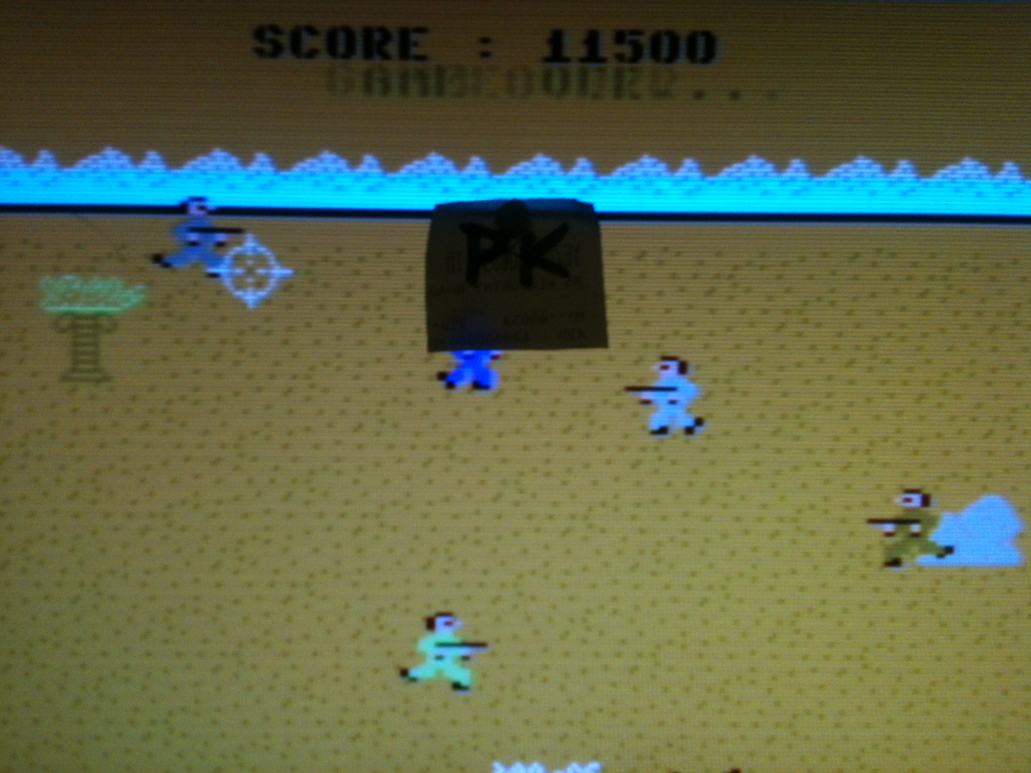 kernzy: Commando Libya (Commodore 64) 11,500 points on 2015-12-13 14:30:03