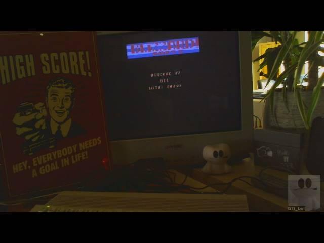 GTibel: Commando Libya (Commodore 64) 50,050 points on 2019-02-22 09:48:35