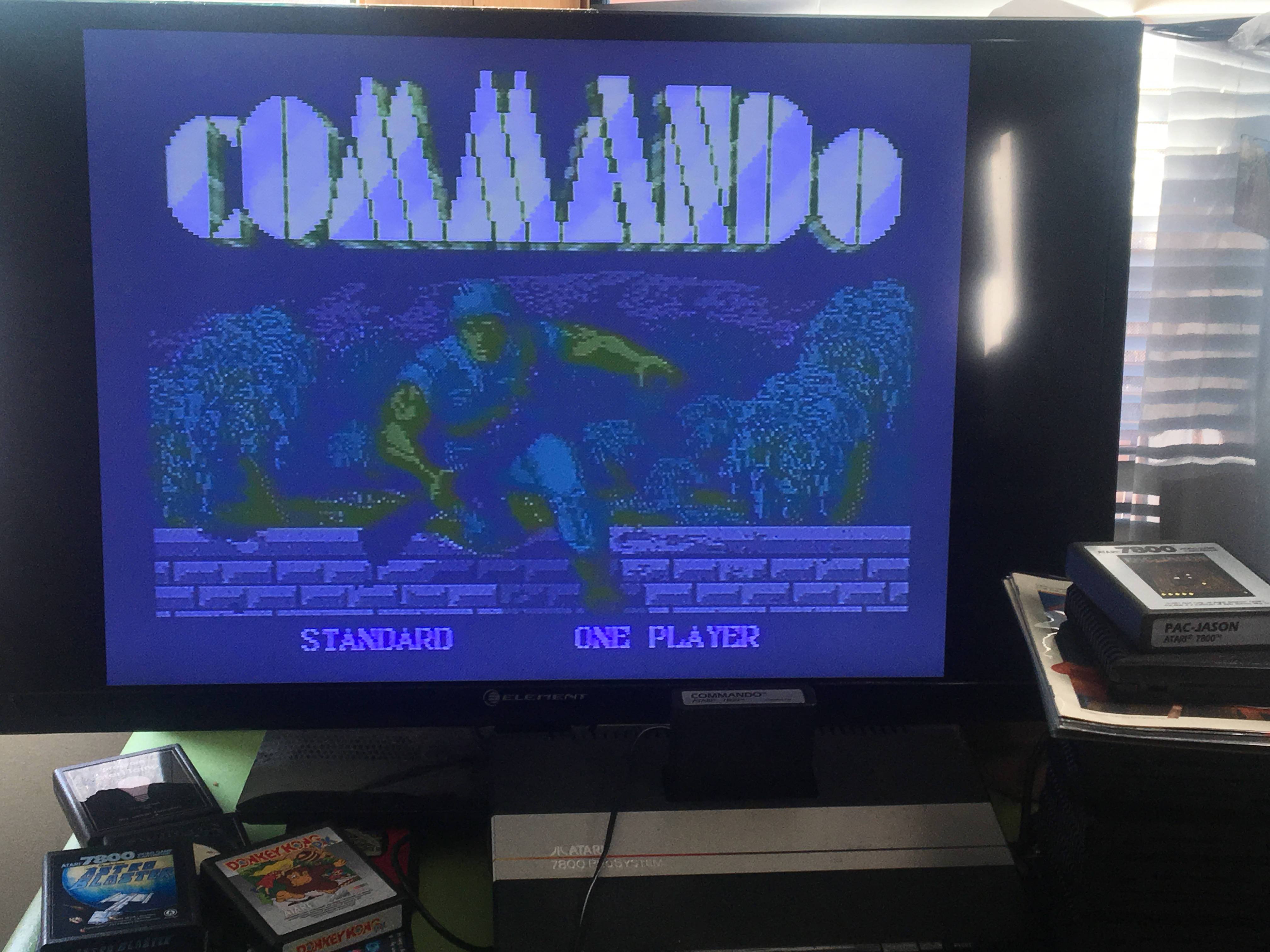 Commando: Standard 284,900 points