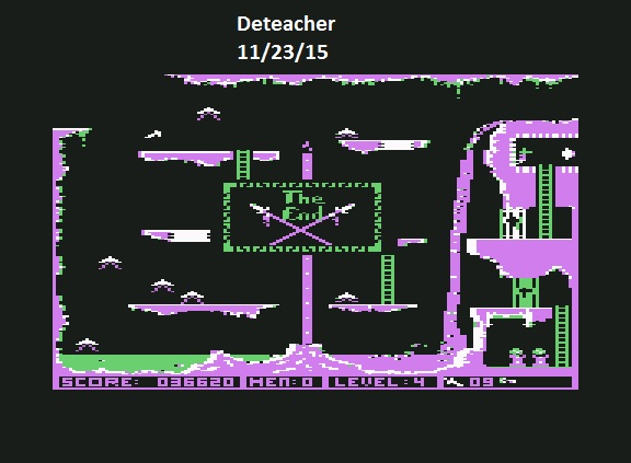 Deteacher: Conan (Commodore 64 Emulated) 36,620 points on 2015-11-23 11:55:13
