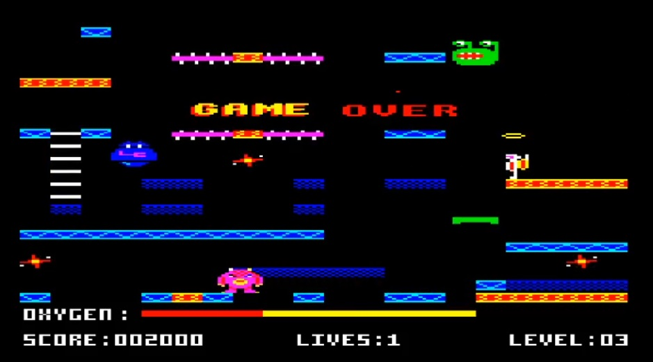 LuigiRuffolo: Condition Red (Acorn Electron Emulated) 2,000 points on 2020-07-30 02:32:34
