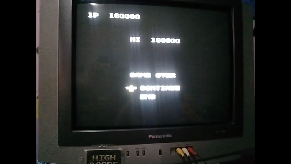 omargeddon: Contra [1 Life Only] (NES/Famicom Emulated) 160,000 points on 2019-05-26 18:20:56