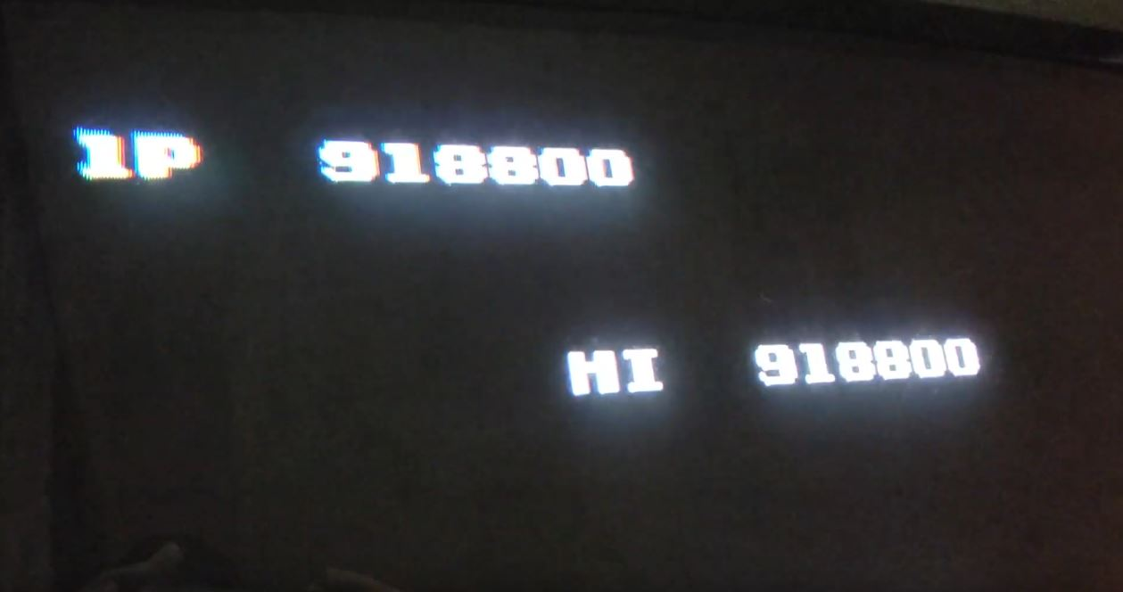 JES: Contra [1 Life Only] (NES/Famicom Emulated) 918,800 points on 2019-08-06 19:30:39