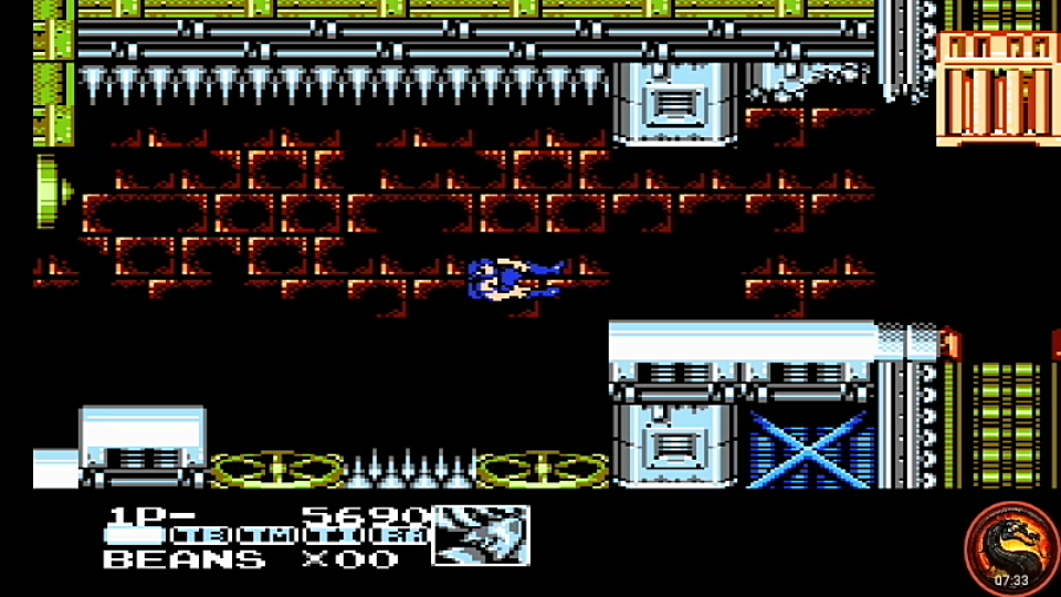 omargeddon: Contra Force (NES/Famicom Emulated) 5,690 points on 2020-10-13 18:45:39