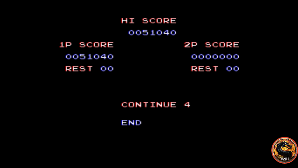 omargeddon: Contra III: The Alien Wars [Hard/ 07 Lives] (SNES/Super Famicom Emulated) 51,040 points on 2019-02-13 03:33:50