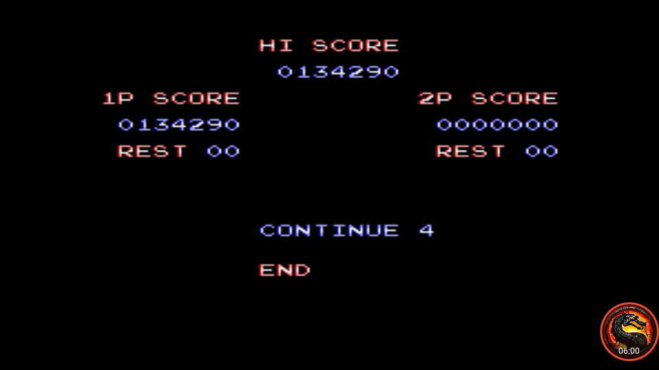 omargeddon: Contra III: The Alien Wars [Normal/ 5 Lives] (SNES/Super Famicom Emulated) 134,290 points on 2020-05-18 16:21:51
