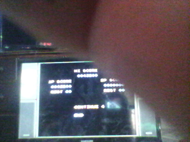 Contra III: The Alien Wars [Normal] 43,200 points