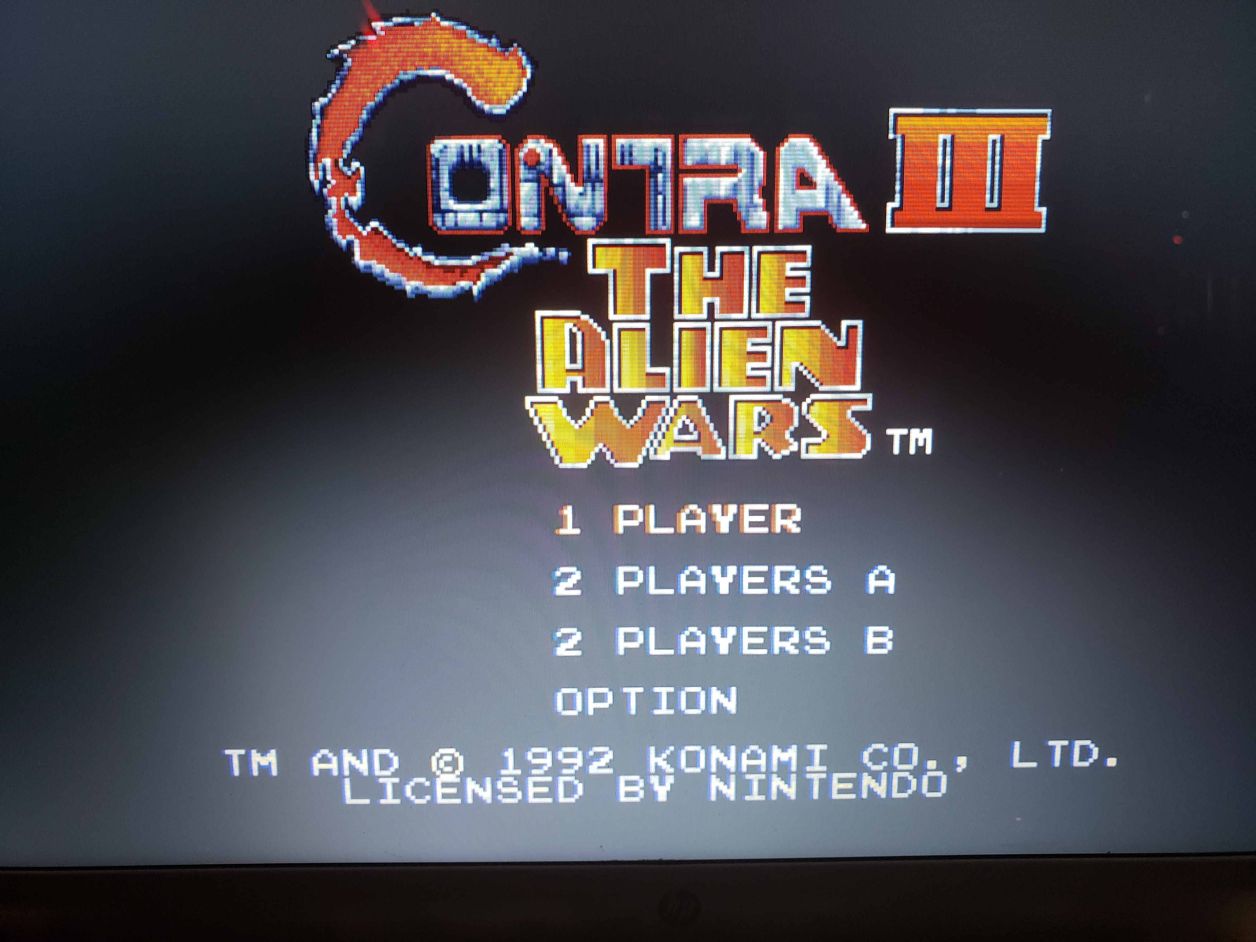 Contra III: The Alien Wars [Normal] 421,965 points