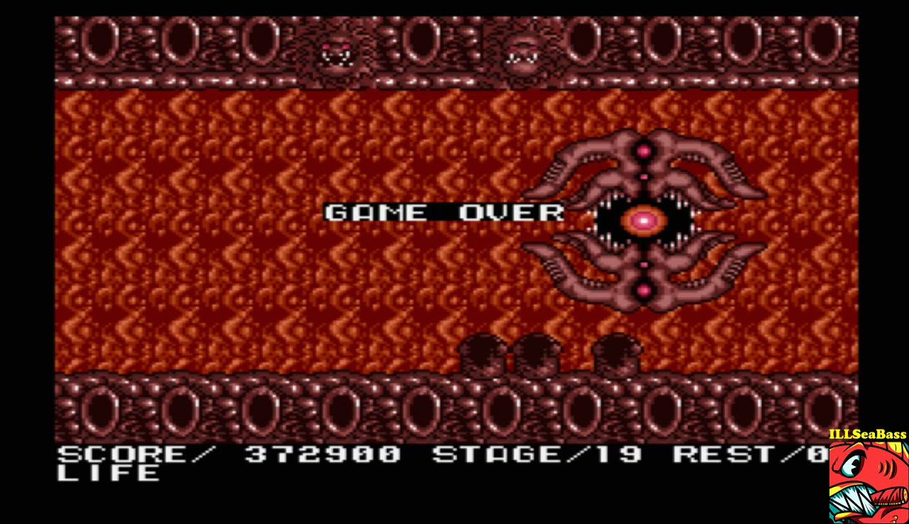 ILLSeaBass: Contra (MSX Emulated) 372,900 points on 2017-01-12 17:24:58