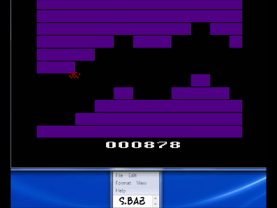S.BAZ: Copter Commander (Atari 2600 Emulated) 878 points on 2019-11-29 16:12:47