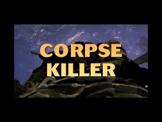 ed1475: Corpse Killer (3DO Emulated) 1,337,534 points on 2016-11-23 18:07:39