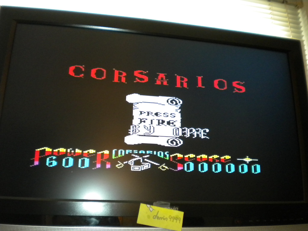 Corsarios [10,000 Points Completion Bonus] 360 points