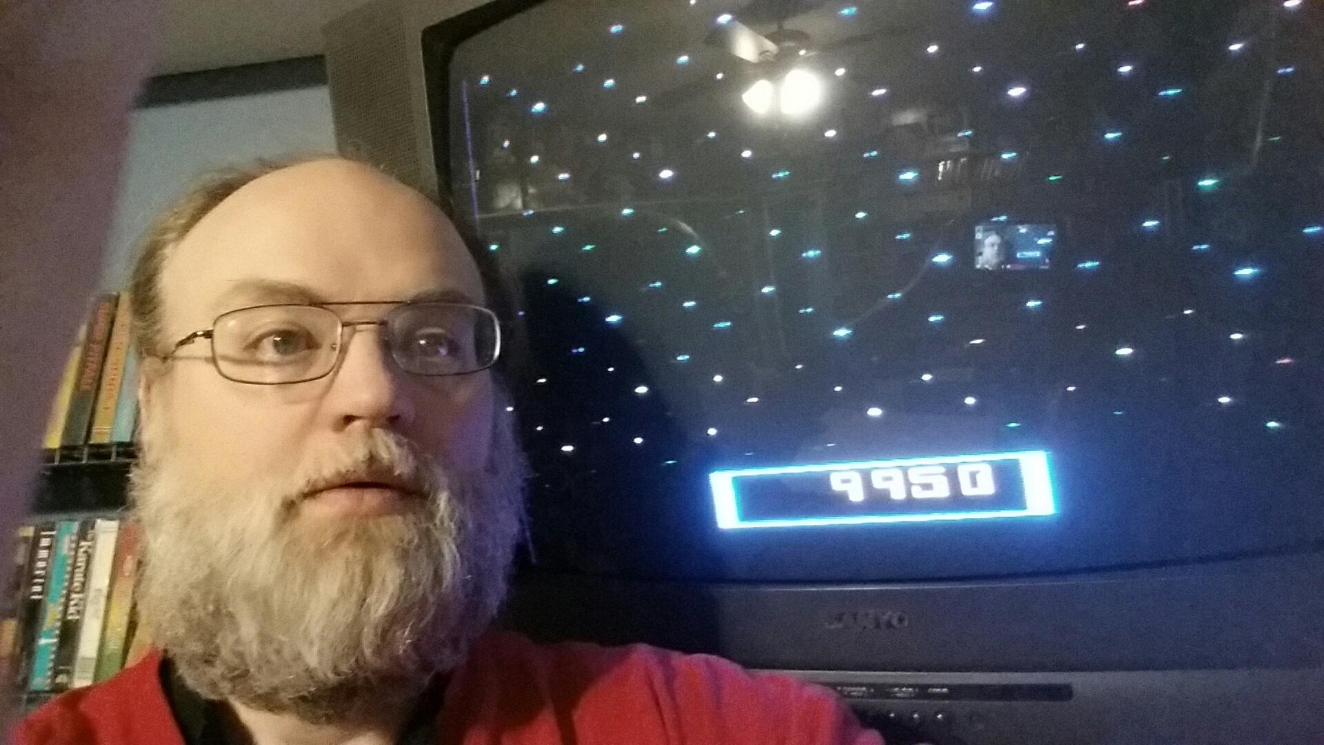 Cosmic Ark 9,950 points