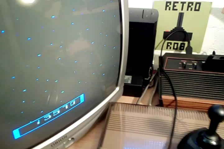 RetroRob: Cosmic Ark (Atari 2600 Expert/A) 13,570 points on 2020-04-06 10:44:41