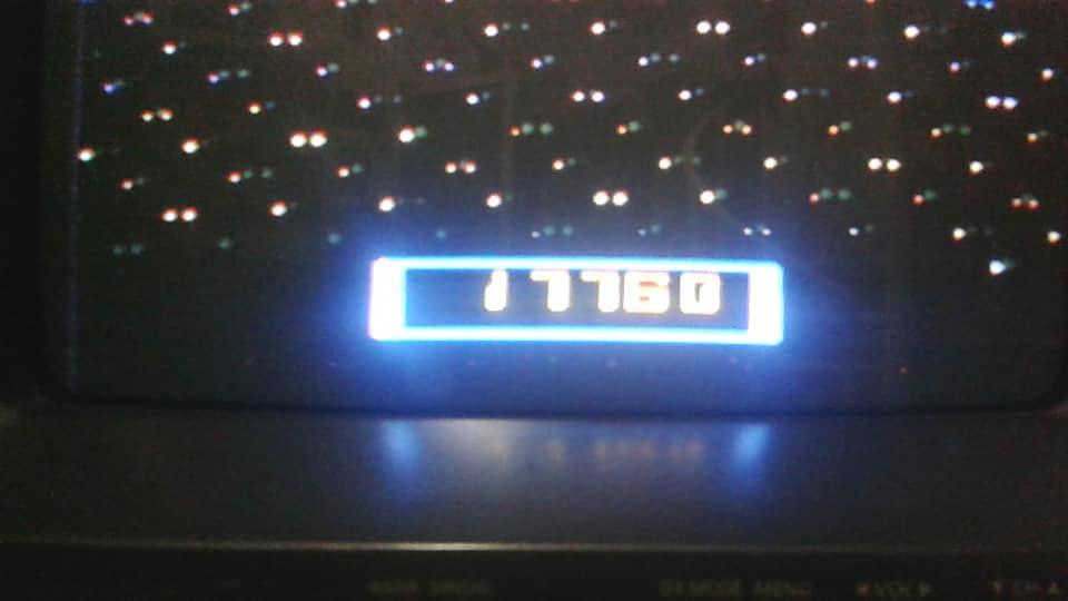 BabofetH: Cosmic Ark (Atari 2600 Novice/B) 17,760 points on 2020-06-16 01:51:49