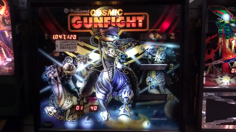 ichigokurosaki1991: Cosmic Gunfight (Pinball: 3 Balls) 1,047,120 points on 2016-04-10 09:22:46