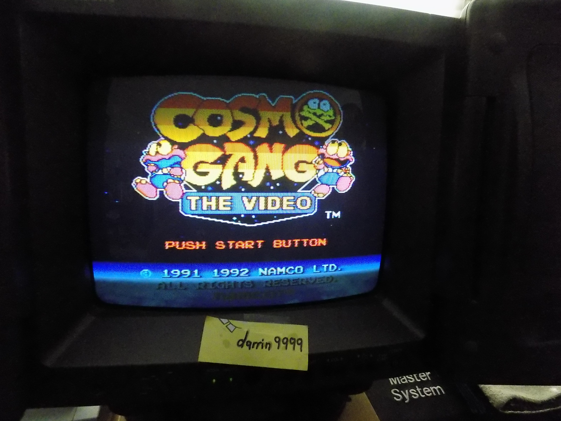 darrin9999: Cosmo Gang: The Video [Normal] (SNES/Super Famicom) 710,490 points on 2019-04-13 17:27:58