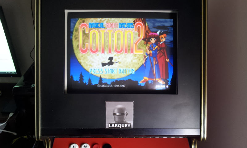 Larquey: Cotton 2 (Sega Saturn Emulated) 152,700 points on 2018-04-08 03:08:06
