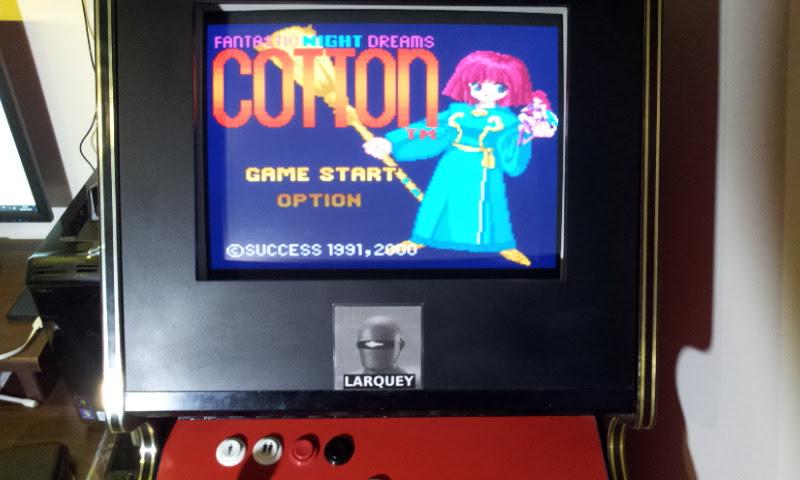 Larquey: Cotton: Fantastic Night Dreams (Neo Geo Pocket Color Emulated) 61,000 points on 2018-04-08 12:23:24