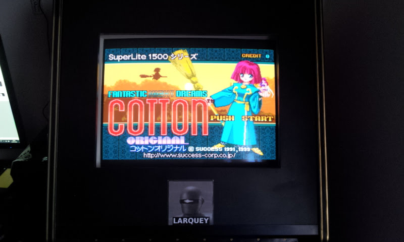 Larquey: Cotton: Fantastic Night Dreams (Playstation 1 Emulated) 139,640 points on 2018-03-17 11:12:57