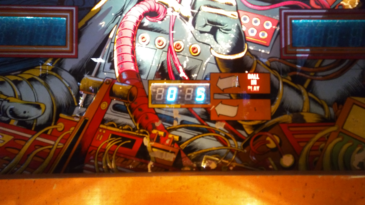 ichigokurosaki1991: Count-Down (Pinball: 5 Balls) 169,910 points on 2016-11-29 16:00:41