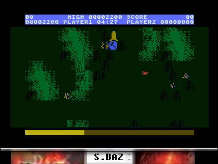 S.BAZ: Countermeasure: Skill 1 (Atari 5200 Emulated) 2,200 points on 2016-04-27 00:45:55
