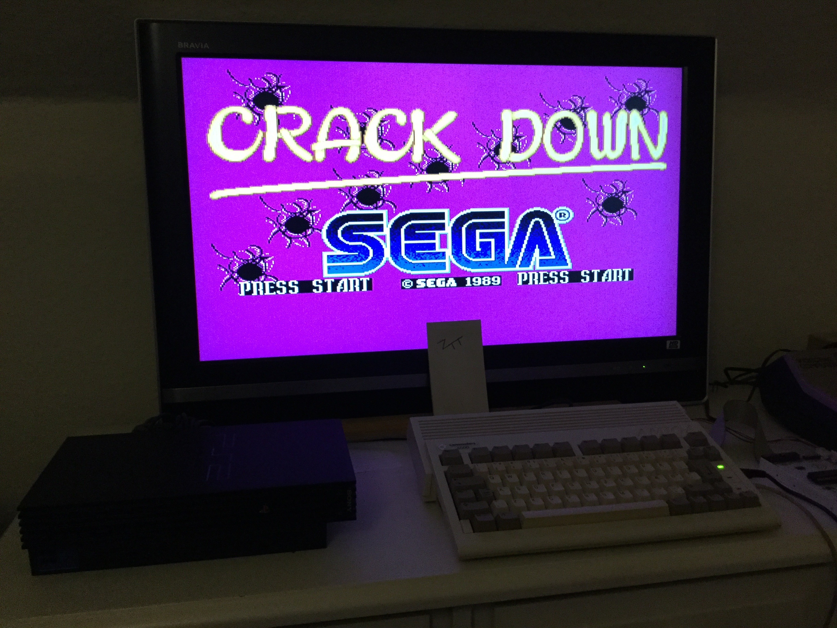Frankie: Crack Down [Single Player] (Amiga) 40,000 points on 2017-10-06 12:19:39