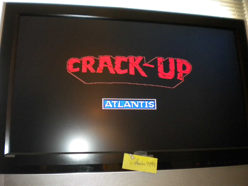 Crack-Up 2,520 points