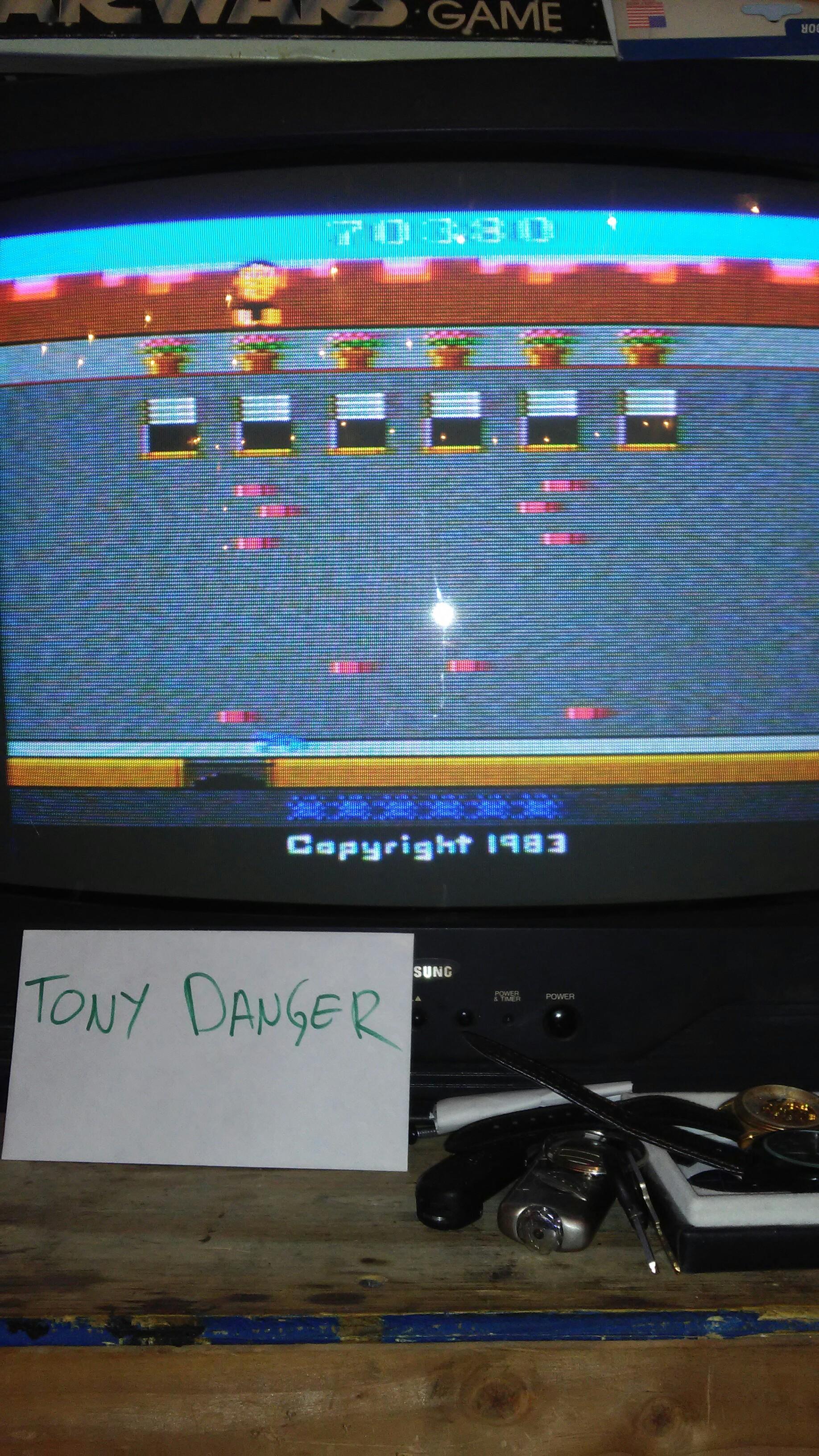 TonyDanger: Crackpots (Atari 2600) 70,380 points on 2016-12-21 11:36:13