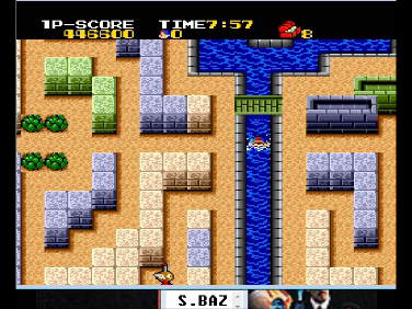 S.BAZ: Cratermaze (TurboGrafx-16/PC Engine Emulated) 446,600 points on 2016-08-27 17:54:04