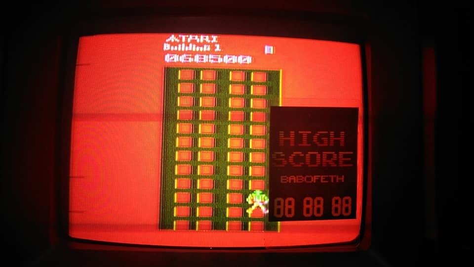 BabofetH: Crazy Climber (Atari 2600 Novice/B) 68,500 points on 2020-07-24 19:13:51