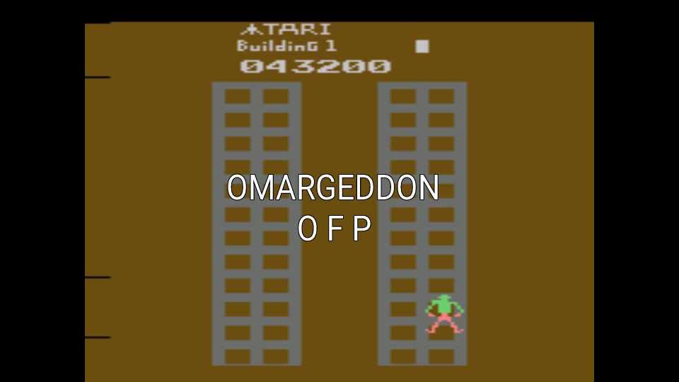 omargeddon: Crazy Climber (Atari 2600 Emulated Novice/B Mode) 43,200 points on 2016-12-16 23:28:39