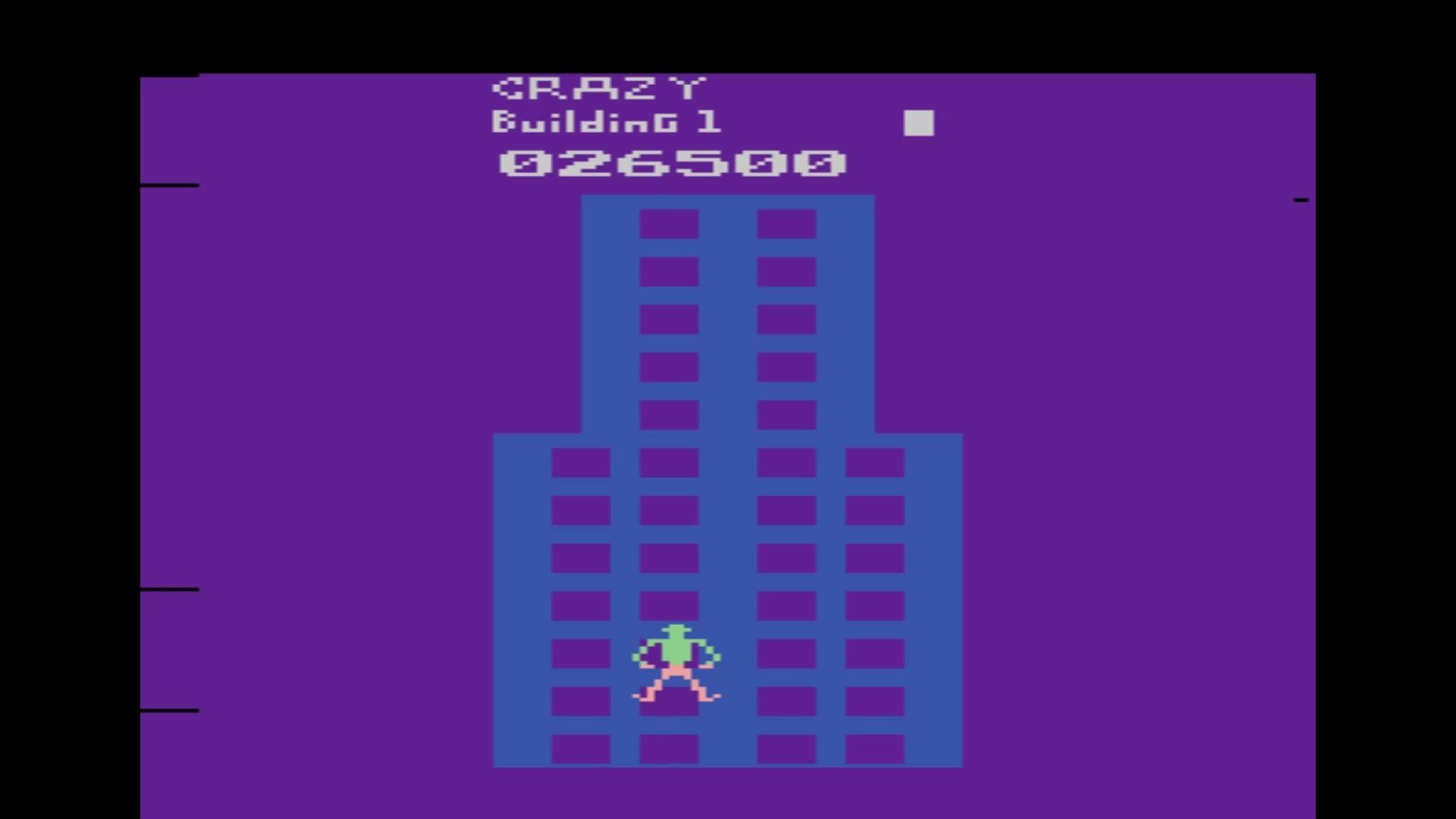 AkinNahtanoj: Crazy Climber (Atari 2600 Emulated Novice/B Mode) 26,500 points on 2020-08-11 03:48:58
