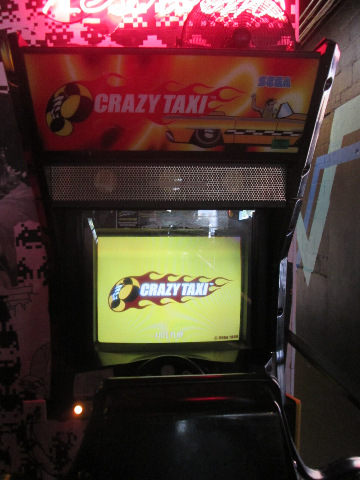 ed1475: Crazy Taxi (Arcade) 620 points on 2016-08-28 16:01:45