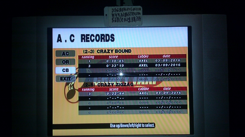 ichigokurosaki1991: Crazy Taxi: Crazy Box: 2-S: Crazy ZigZag (Dreamcast) 0:00:22.64 points on 2016-05-18 23:44:03