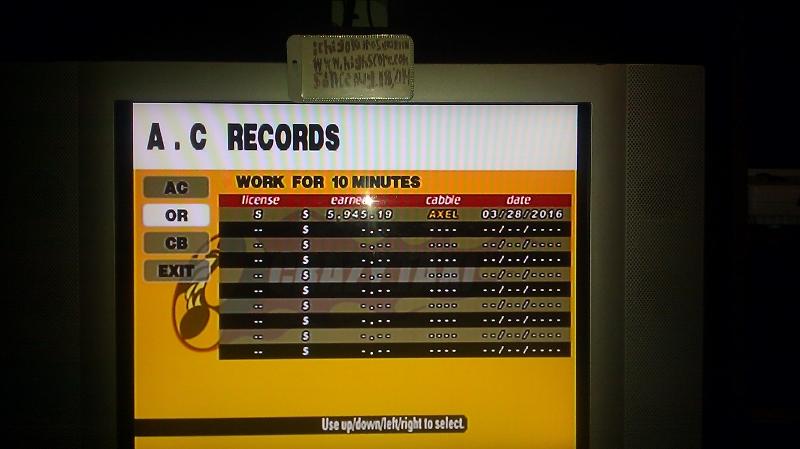 Crazy Taxi: Original: 10 Minutes 5,945 points