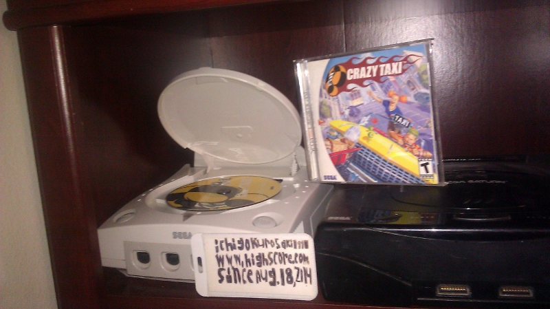 Crazy Taxi: Original: Arcade Rules 10,885 points