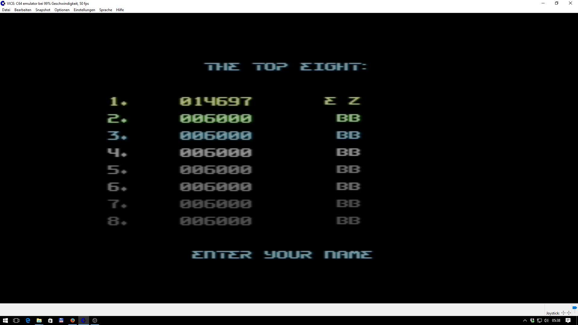 Crillion 14,697 points