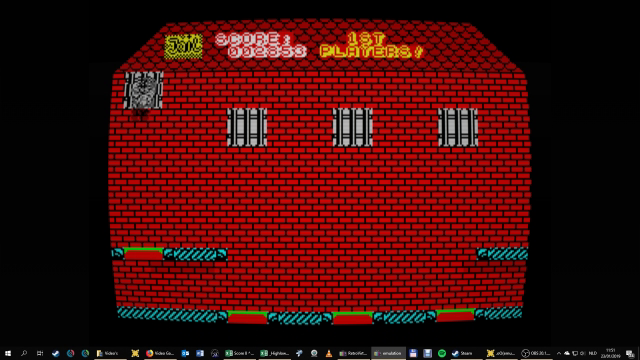 GTibel: Crime Busters [Players Software] (ZX Spectrum Emulated) 2,853 points on 2019-01-23 05:33:42