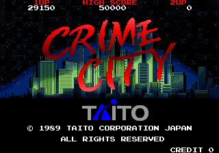 Crime City [crimec] 29,150 points