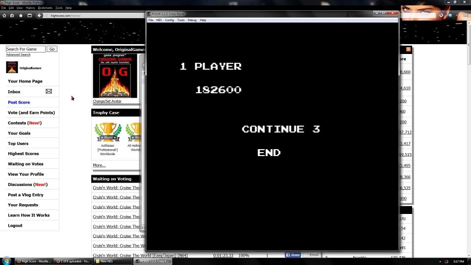 OriginalGamer: Crisis Force [English] (NES/Famicom Emulated) 182,600 points on 2016-08-26 03:22:23